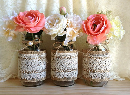 Amma Bagvan Flower Decorations