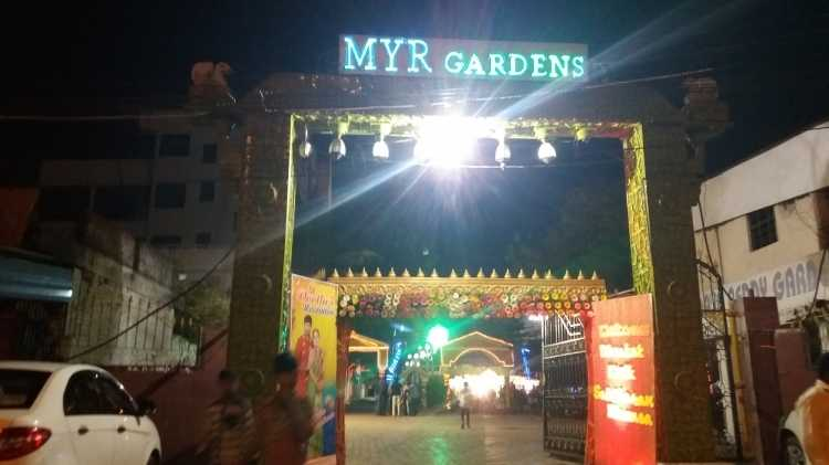 Manda Yadava Reddy Gardens & Function Hall