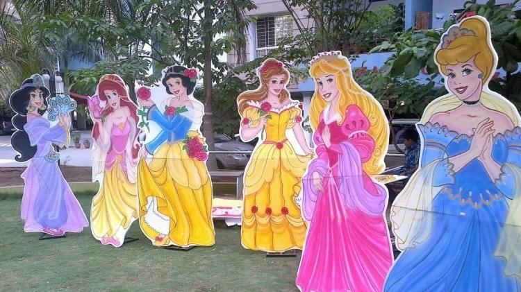 Ajmal Ballon Decoration And mascot