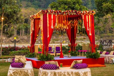 Wedding Decors in Hyderabad - Shloka Weddings and Events a themed wedding decorators in hyderabad