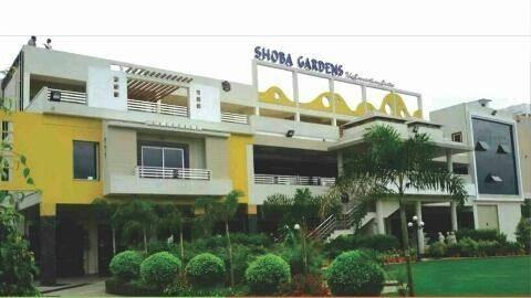Shoba Gardens The AC convention centre