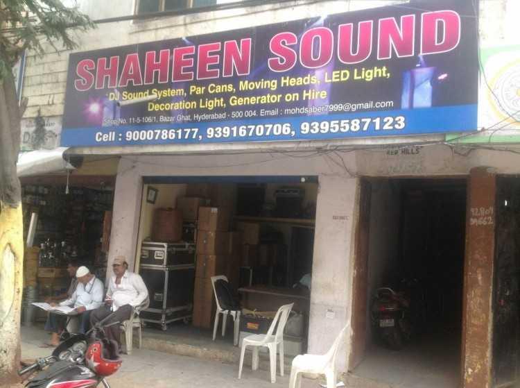 Shaheen Sound