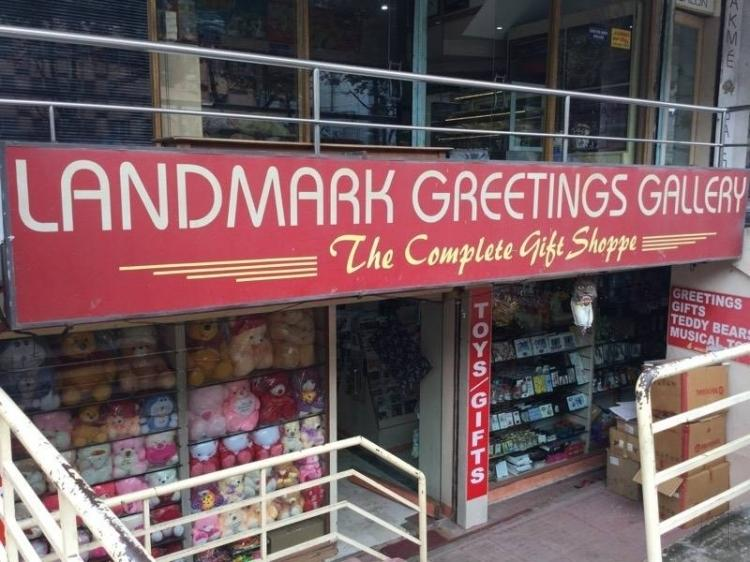 LandMark Greetings Gallery