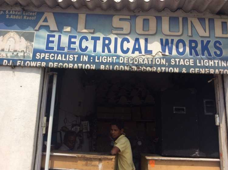 A L Sound & Electrical Works