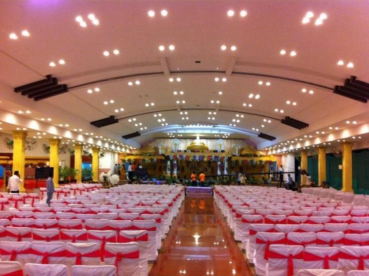 Narenn Convention ( Naren Gardens )