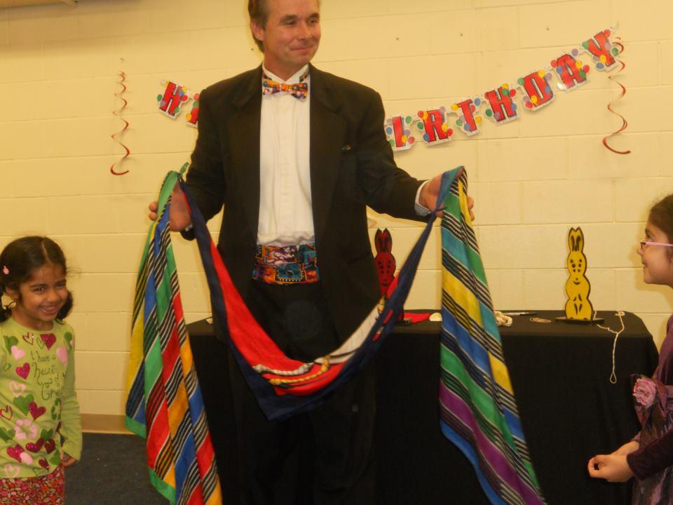 Magician hariram