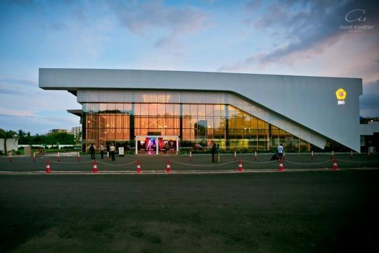 JRC Convention Centre