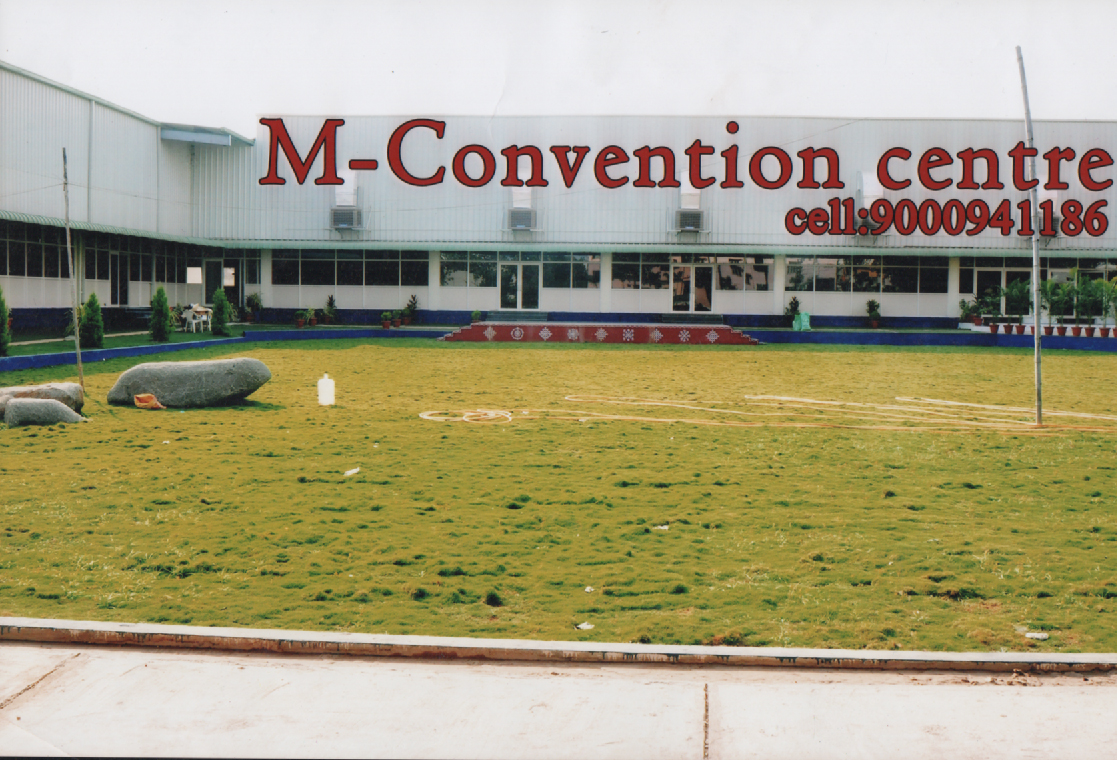 M-CONVENTION CENTRE