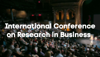 International Conference on Research in Business