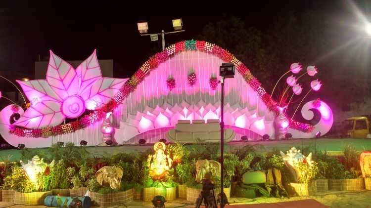 Maheshwara Sounds And Flower Decorators