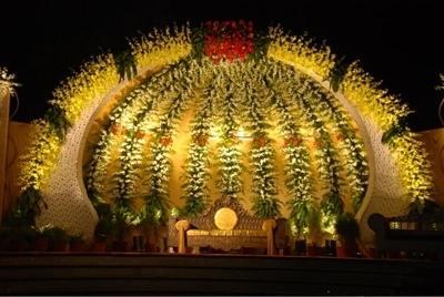 Sri Balaji Flower Decorations
