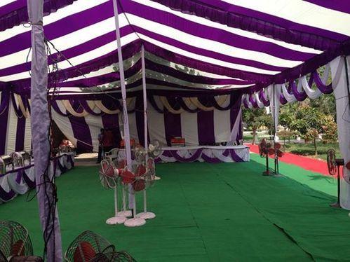 AR Tent House