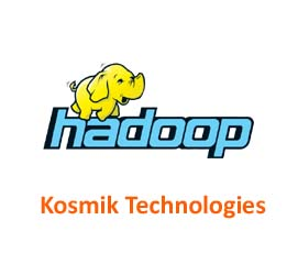 Hadoop Training in Hyderabad on 27 April @9.Am by real Time Faculty - Kosmik Technologies