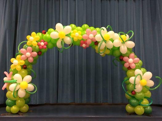 Calvary Balloons & Flower Decorations