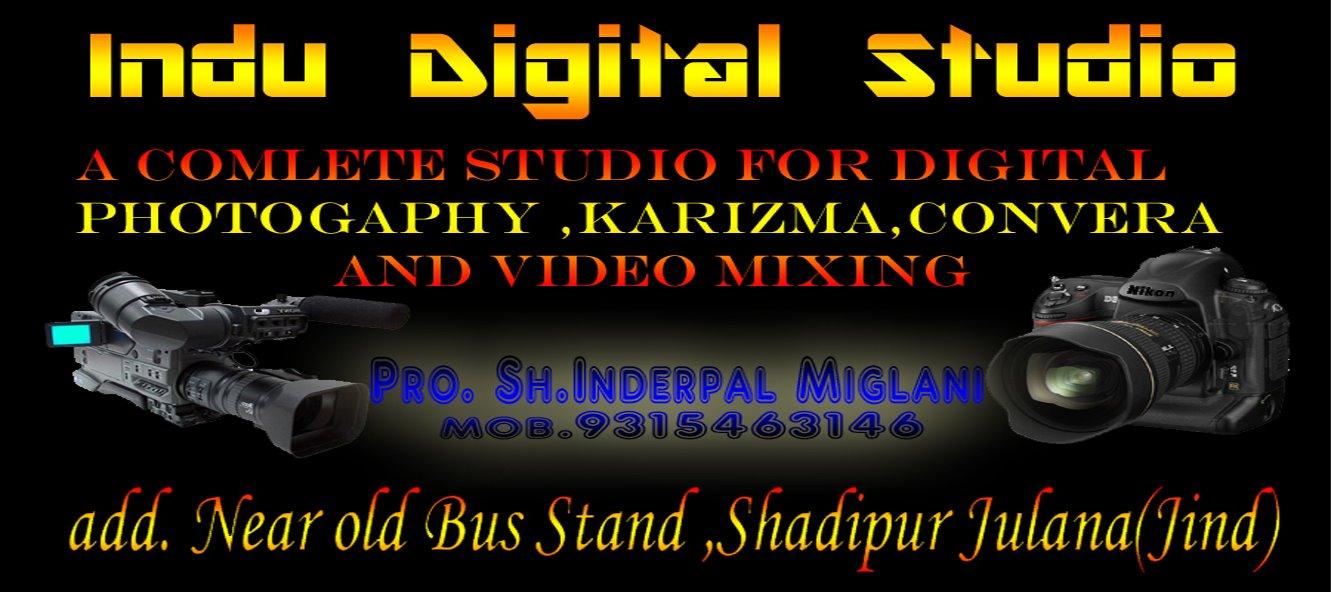Indu Digital Studio