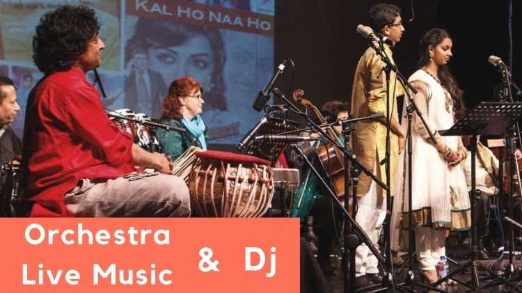 Aakarsh Telugu Orchestra For All Events Parties