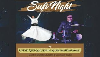 Sufi Night at Ashiana Conference and Banquet Centre