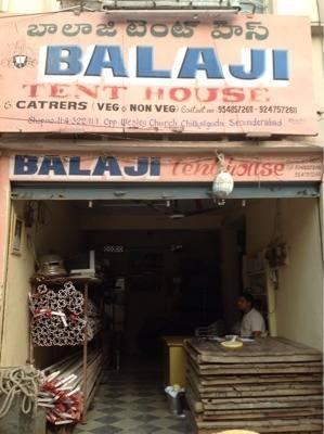 Balaji Tent House & Caterers