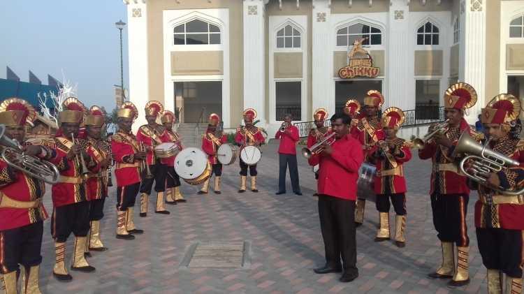 Saraswathi Brass Band & Co
