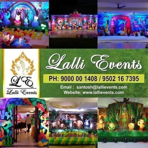Lc5 Event Managers & Decorators