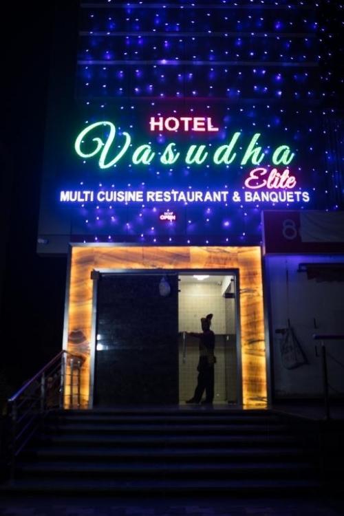 Hotel Vasudha Elite