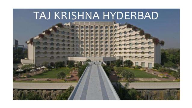 Taj Krishna