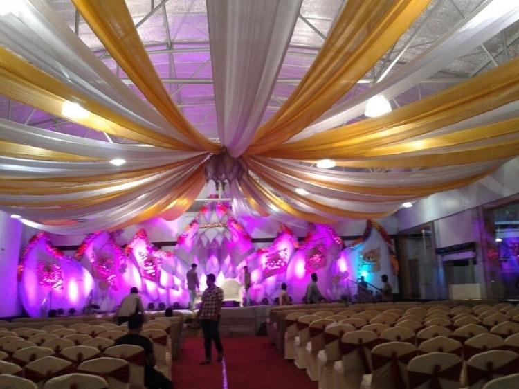Gul Mahal Event Flower Decorators