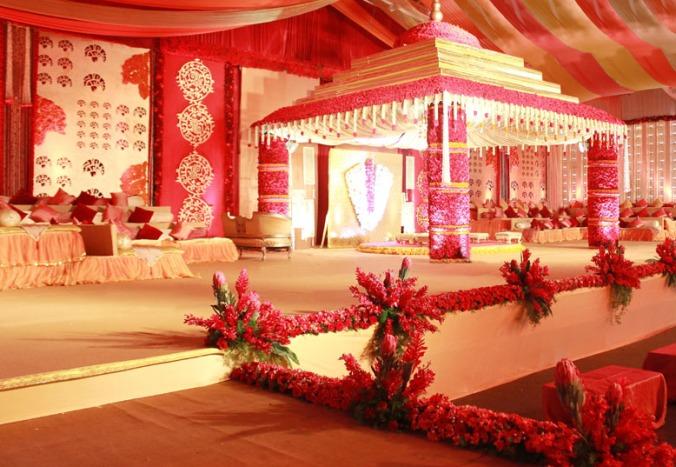 Flower Decorators Marriage