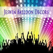 Jeswin Balloon decors