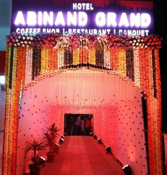 Hotel Abinand Grand