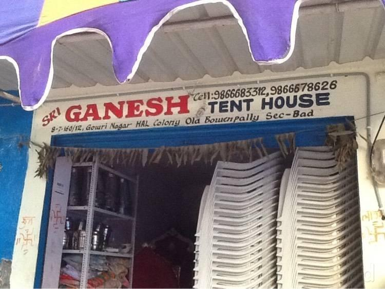 Sri Ganesh Tent House