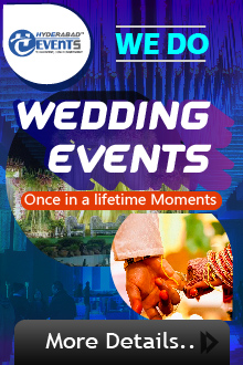 Wedding Events-Hyderabad Events