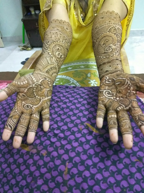 Best Mehendi Designs and Artists