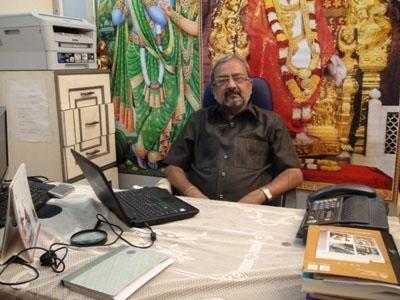 Ramesh N Vasani Shree Vishnu Jyotish