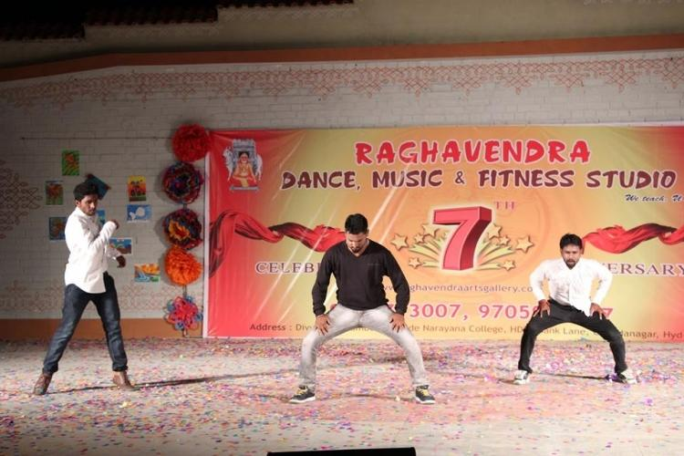 Raghavendra Dance School