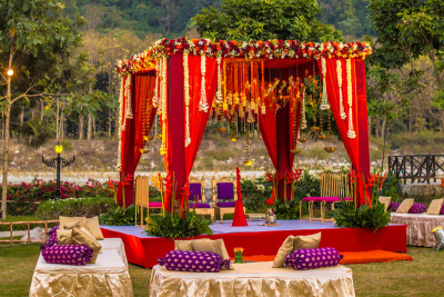 Wedding Decors in Hyderabad - Shloka Weddings and Events a themed wedding decorators in hyderabad
