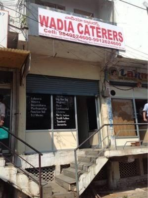 Wadia Caterers