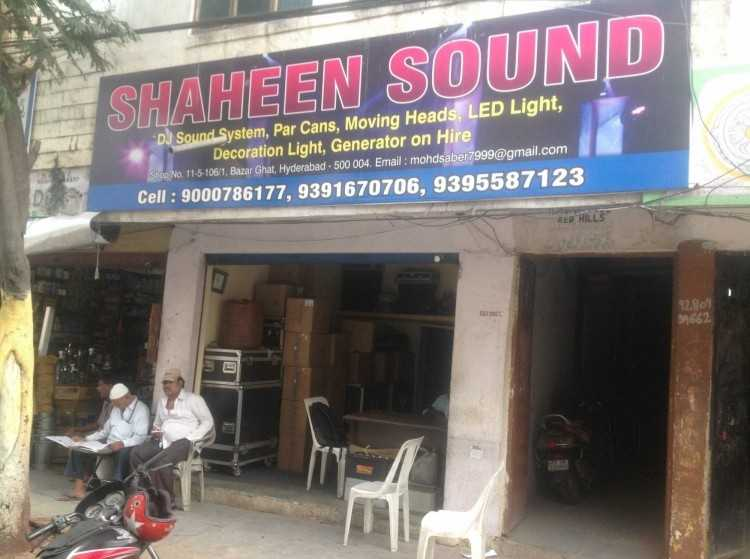 Shaheen Sound