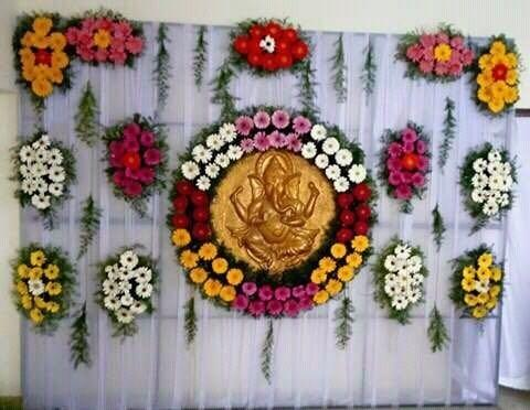 Z Flower Decors