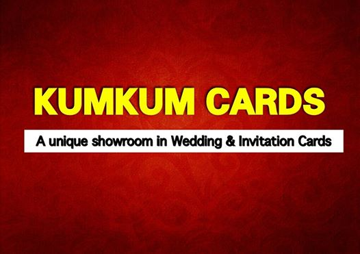 Kumkum Cards