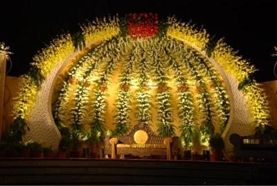 Sri Balaji Flower Decorations