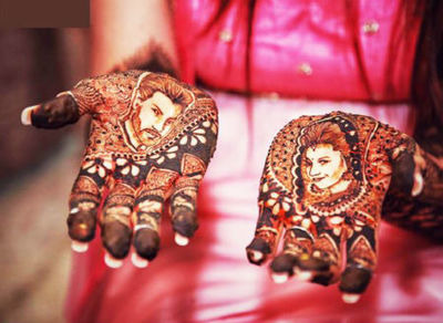 Mehndi Designer And Make Up Artist