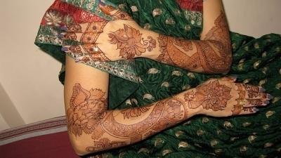 Noorjahan Mehendi Designer