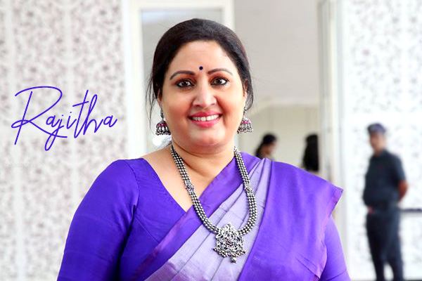 Actress Rajitha Manager Contact details|Email Address|Phone Number
