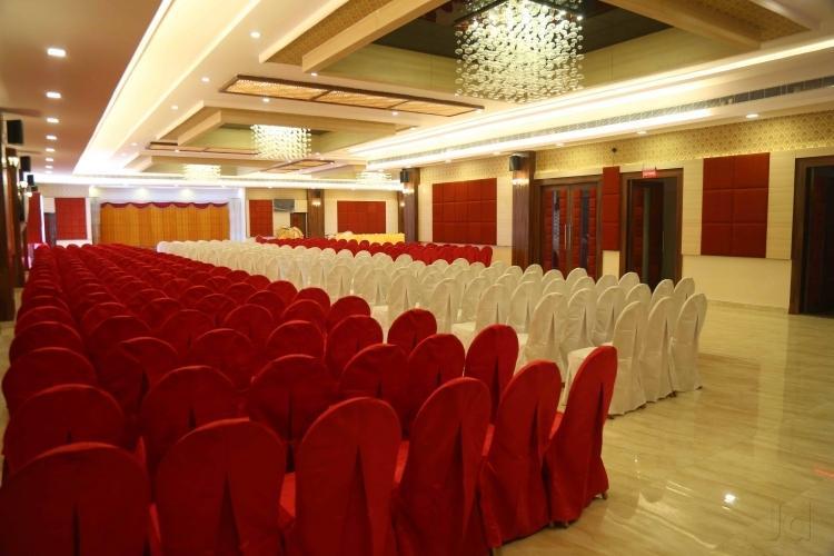 Bawarchi Banquet Hall