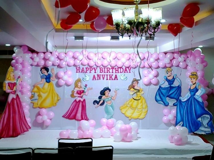 HKGN Decorator & Events