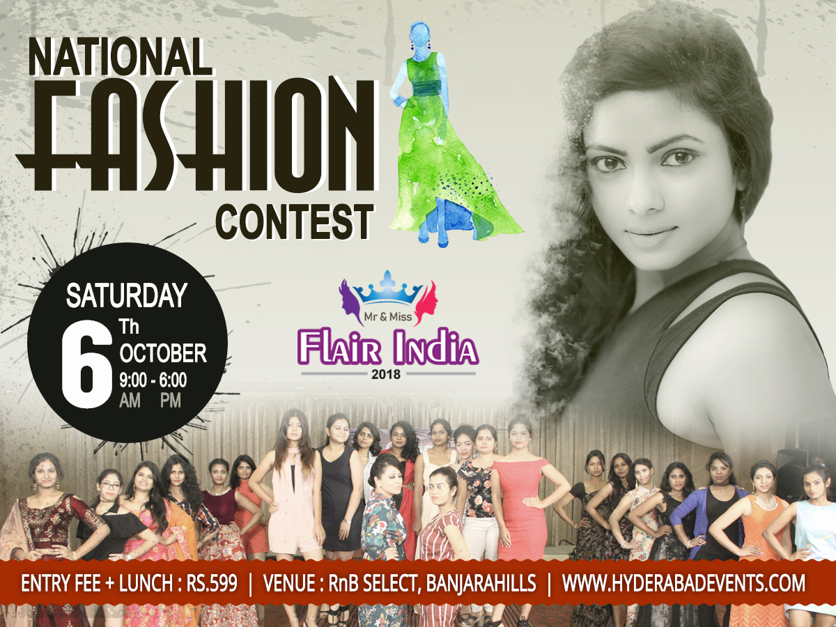 Auditions of National Fashion Contest